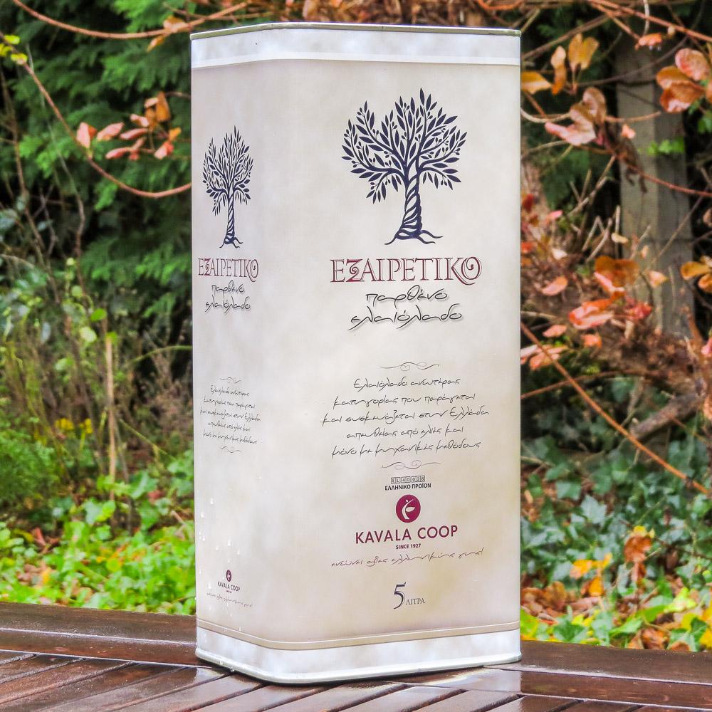 """""""Kavala"""" extra vergine Olivenöl- direkt vom  griech. Olivenbauern/ Thasos"""