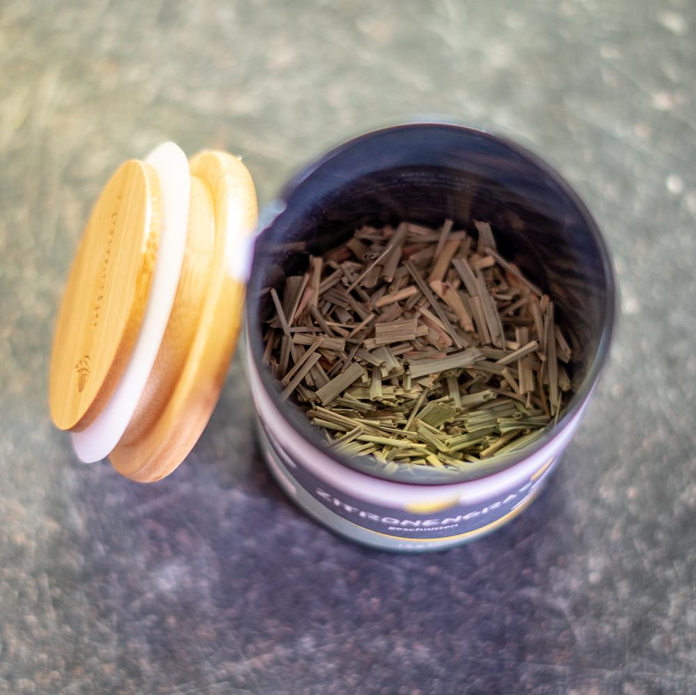 Zitronengras (geschnitten) BIO