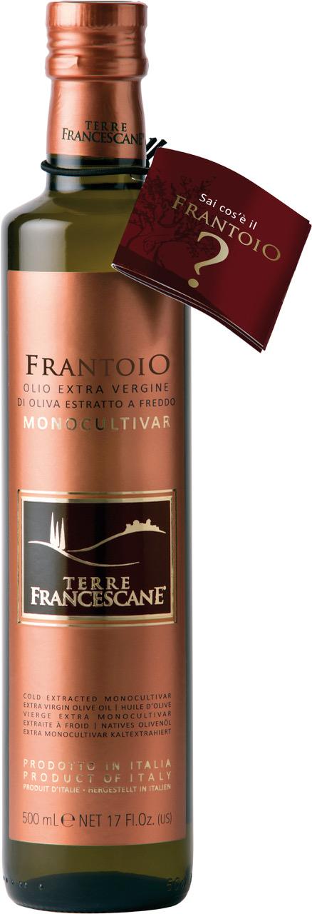 """Frantoio"" natives Olivenöl extra - sortenrein"