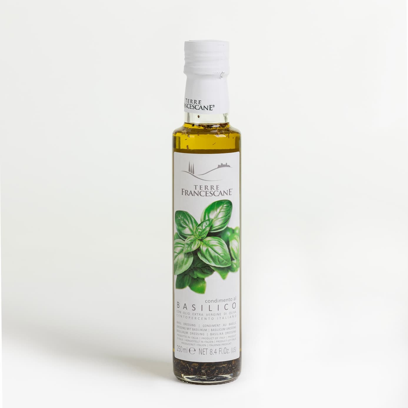 Oliven- Basilikumöl