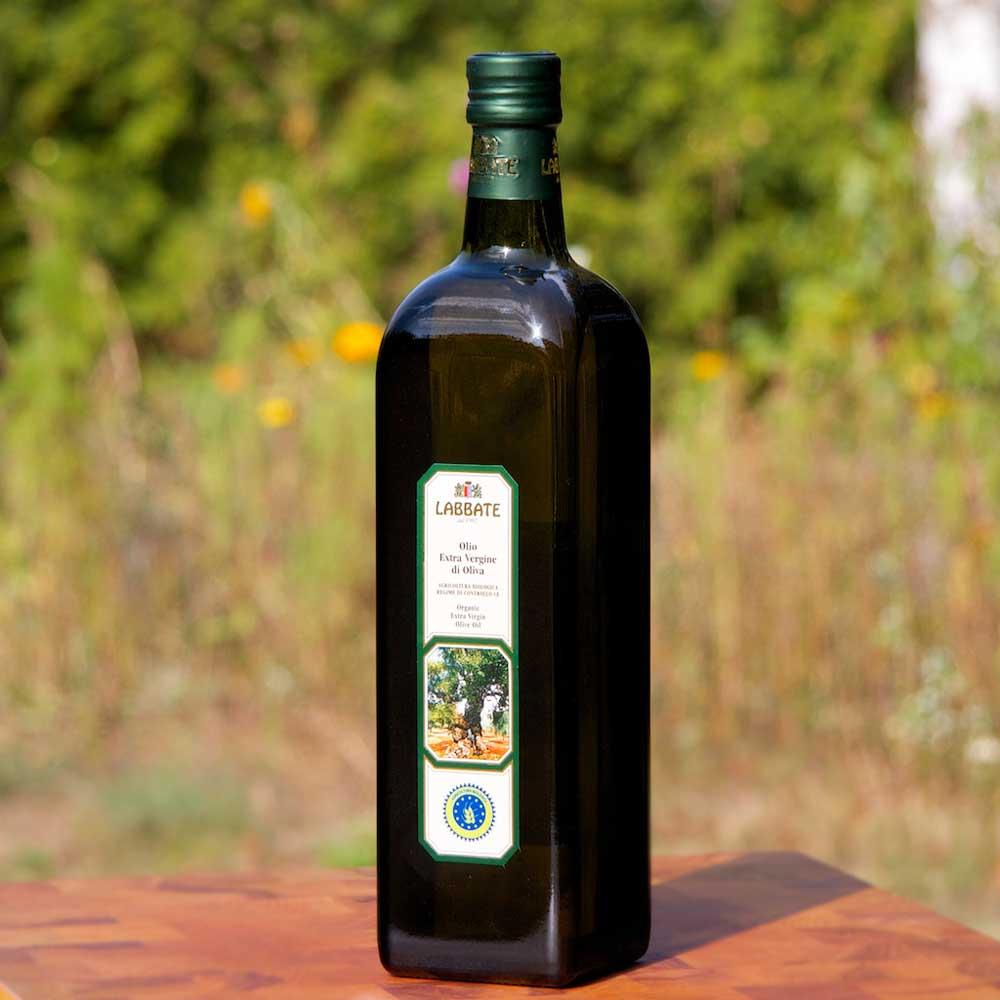 """""""Labbate"""" BIO natives Olivenöl extra - Italien"""