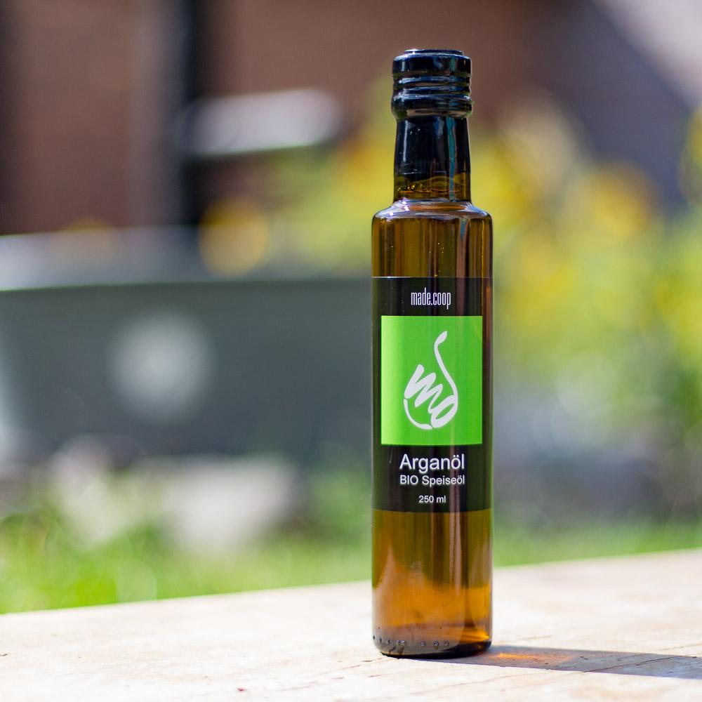 Arganöl Bio - Speiseöl- kaltgepresst