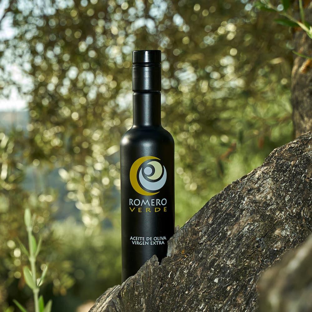 """Romeo Verde early harvest"" natives Olivenöl extra - Spanien"