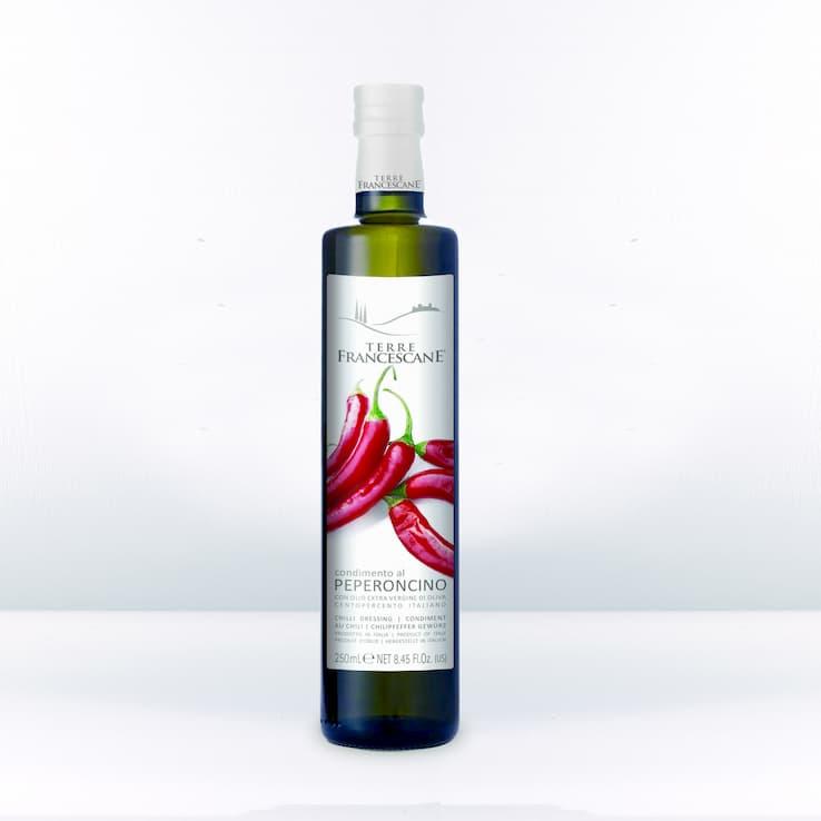 Oliven- Chiliöl