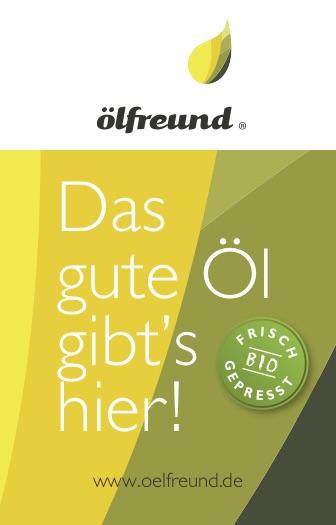 """Kühlschrankmagnet """"Ölfreund"""""""