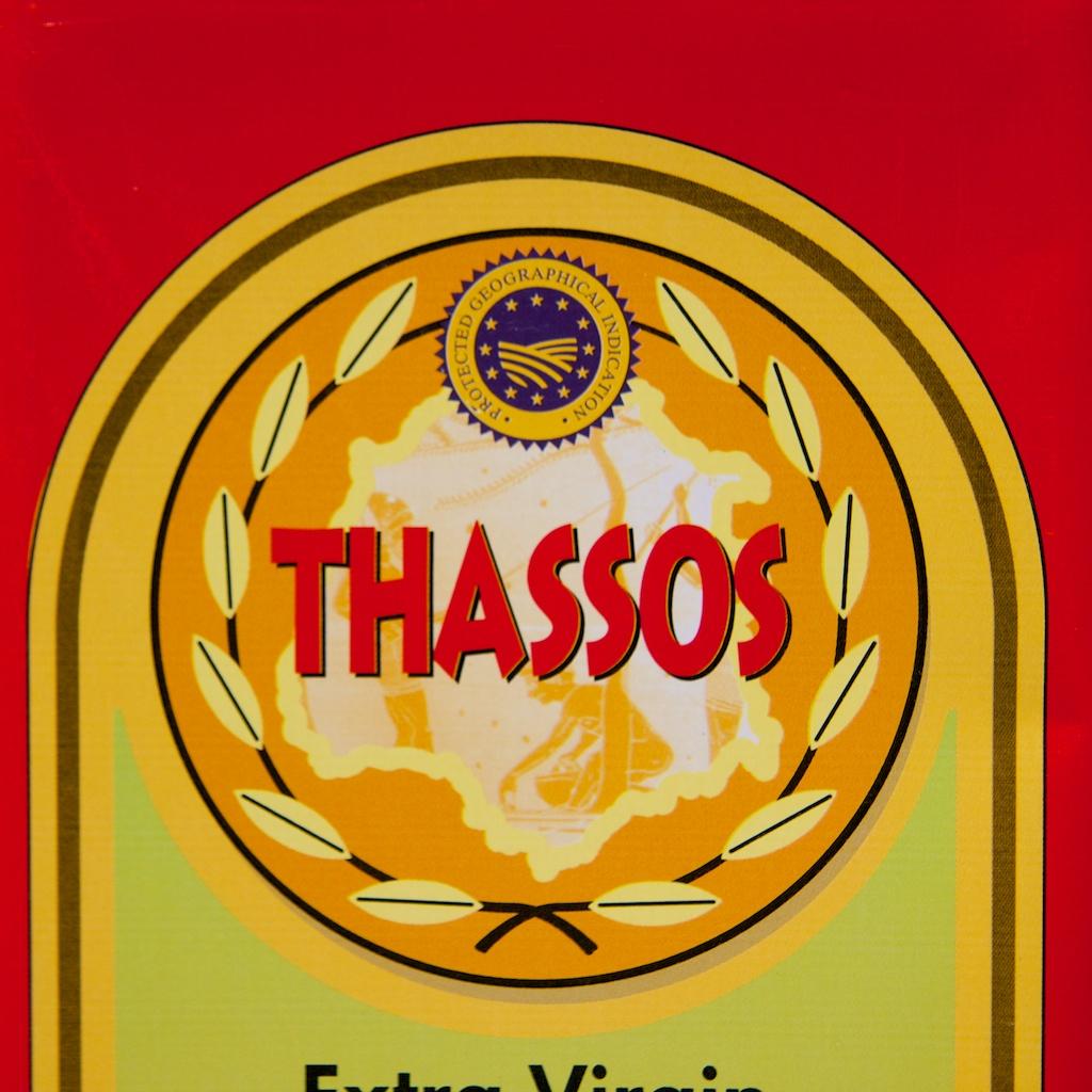 """""""Thassos"""" natives Olivenöl extra"""