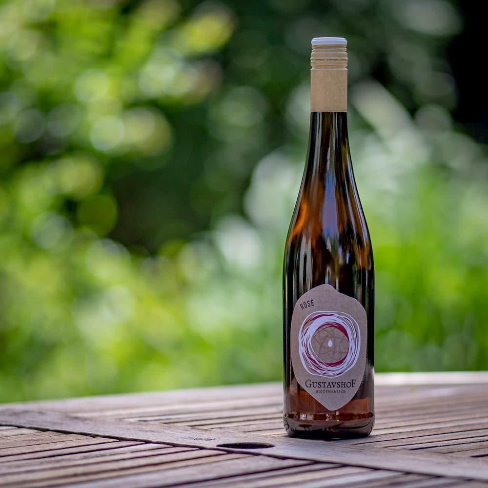 Rosé Frühburgunder & Cabernet Cortis BIO