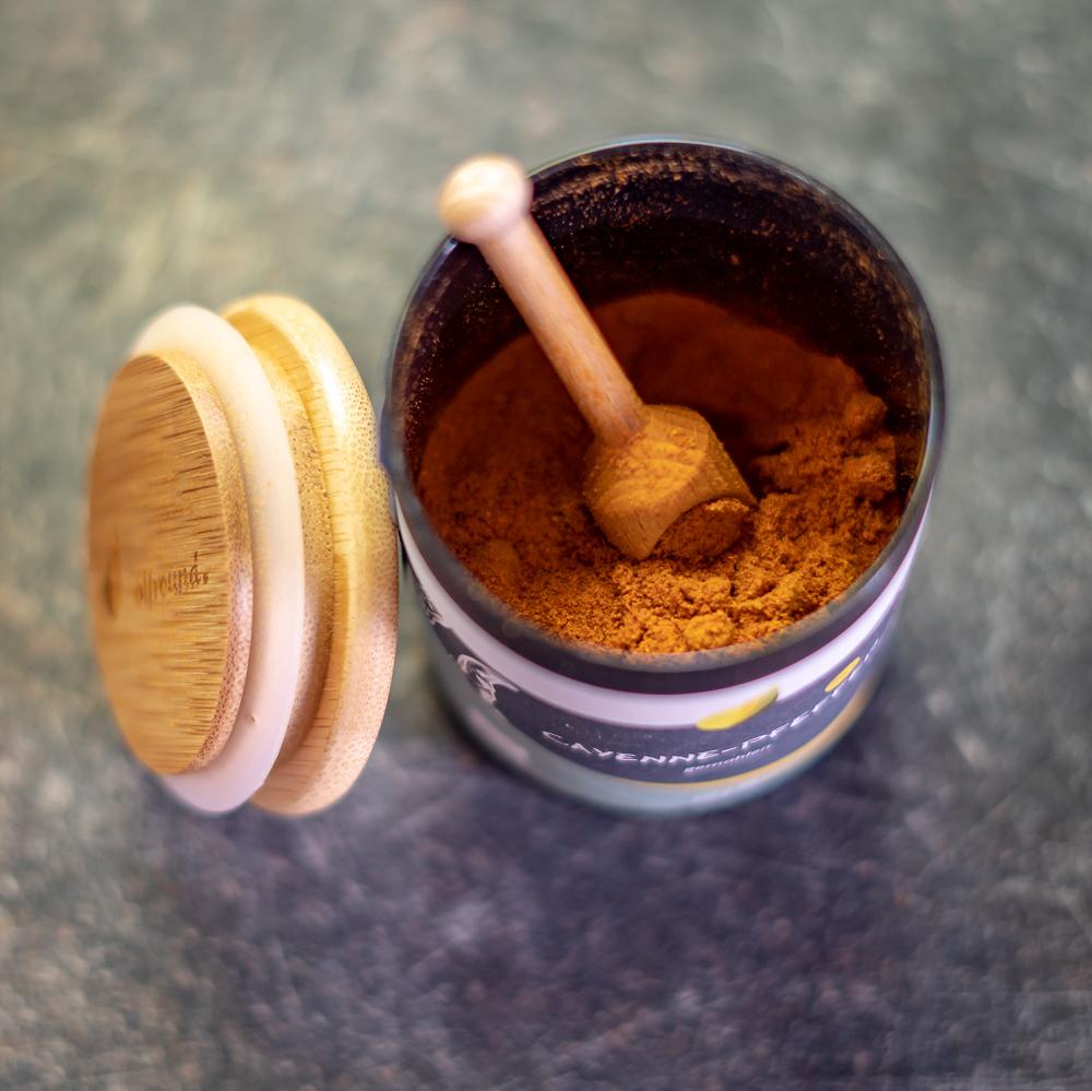 Chilis Cayenne- Pfeffer (gemahlen) BIO
