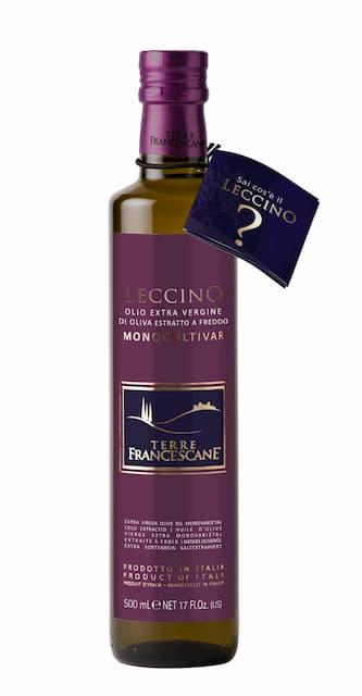 """Leccino"" natives Olivenöl extra - sortenrein"