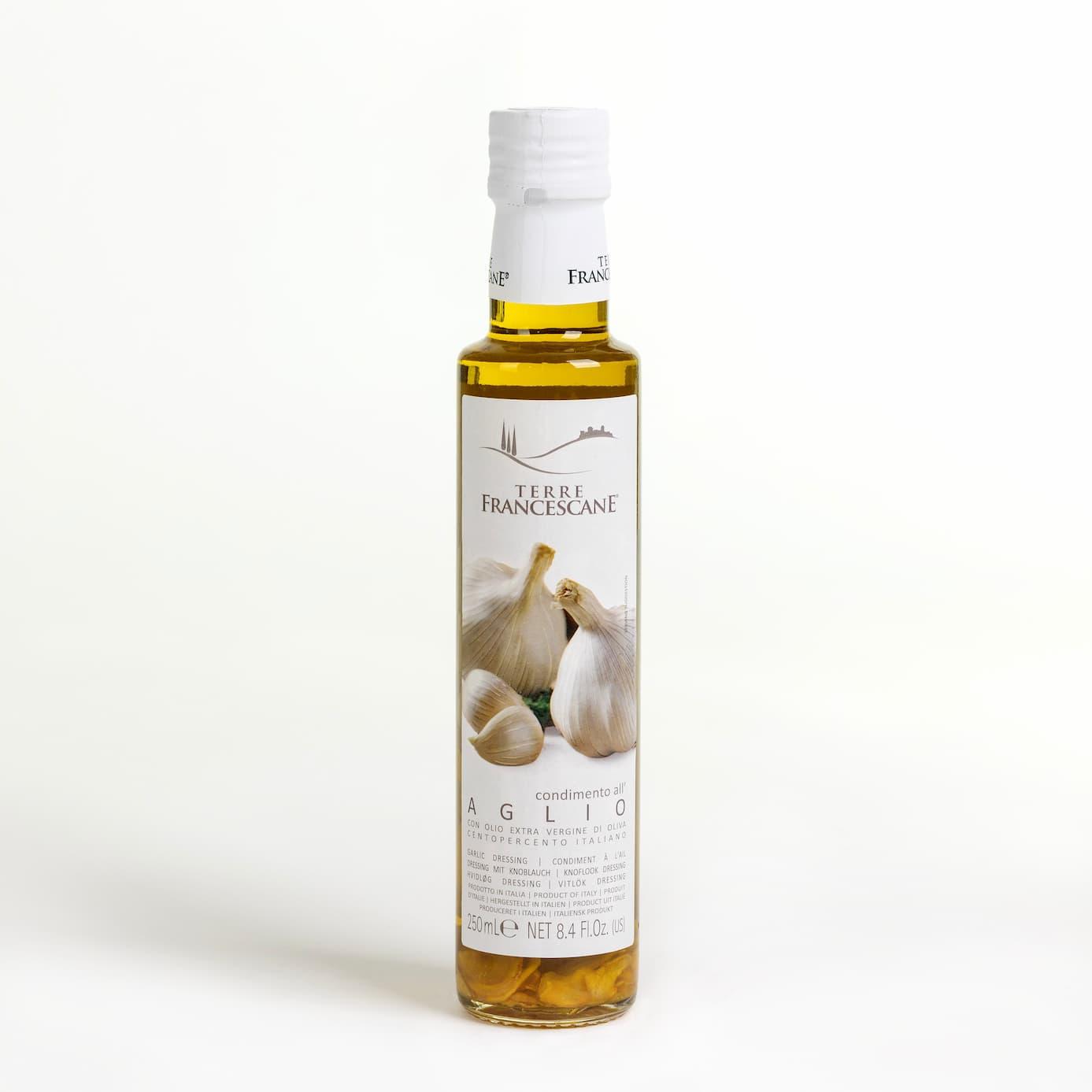 Oliven- Knoblauchöl