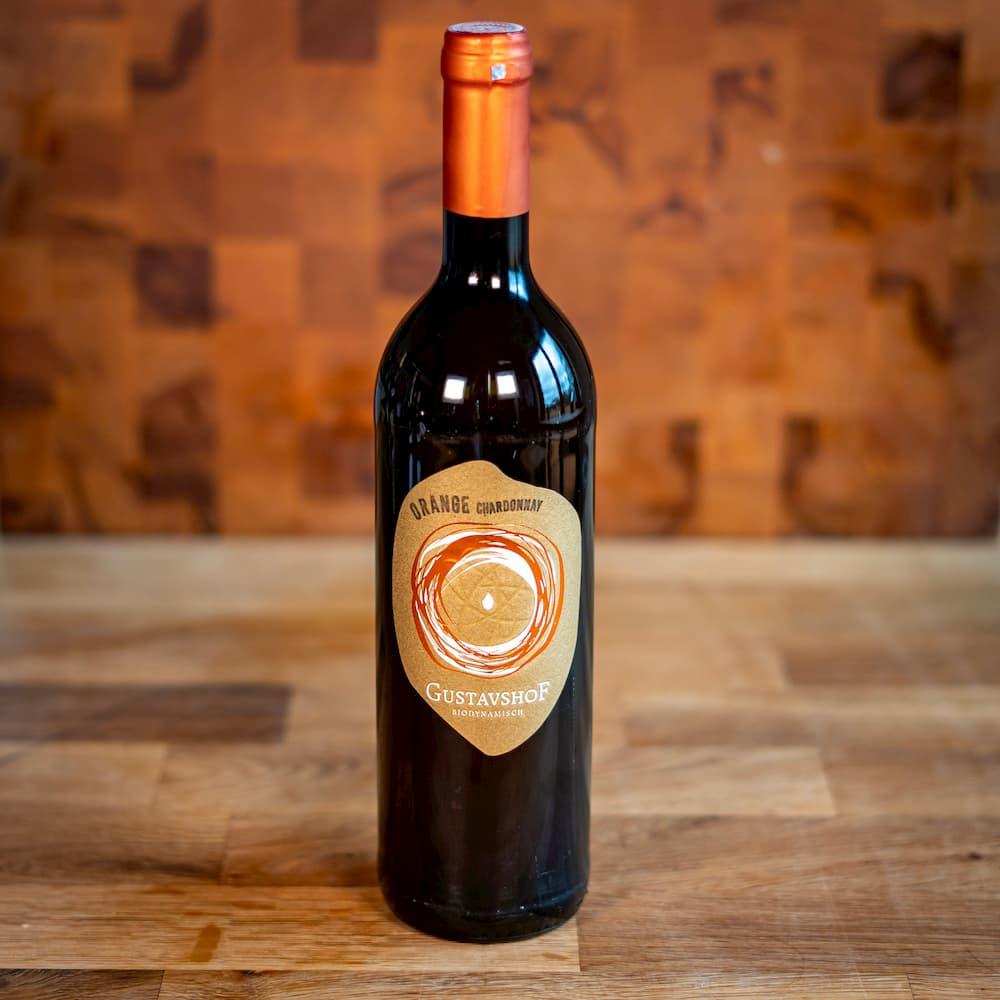 Orange Chardonnay trocken BIO- Naturwein unfiltriert