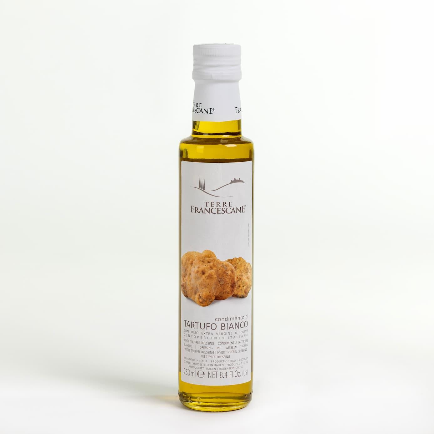 Oliven- Trüffelöl- weiß