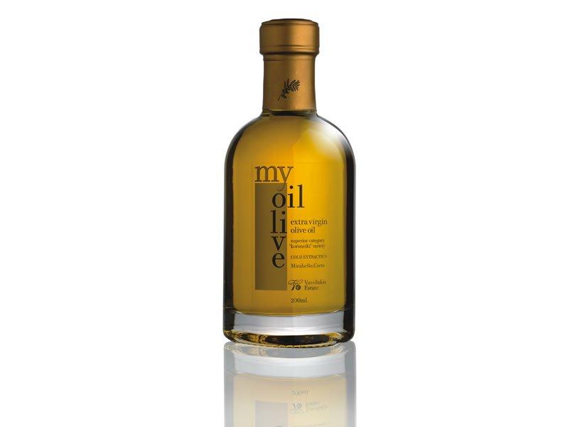 "Natives Olivenöl extra ""my olive oil"""